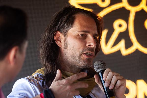 Michael Gaio at Autonomy 2040