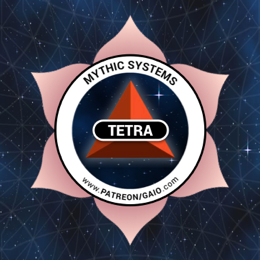 Mythic Systems - Star Badge - TETRA - http://patreon.com/gaio